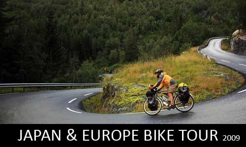 Bike Tour 2009