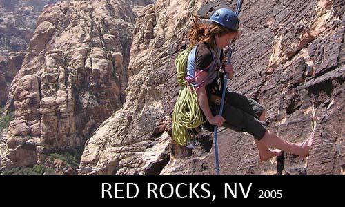 Red Rocks 2005