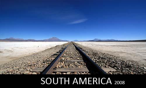 South America 2008
