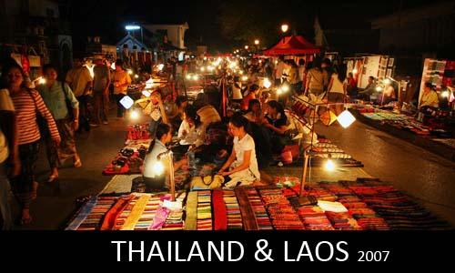 Laos & Thailand 2007